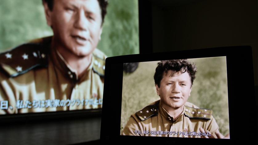 Народная дипломатия: амурские школьники перевели фильм «В бой идут одни старики» на японский